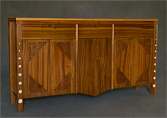 African Sideboard
