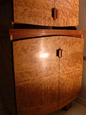Tall Cabinet Detail